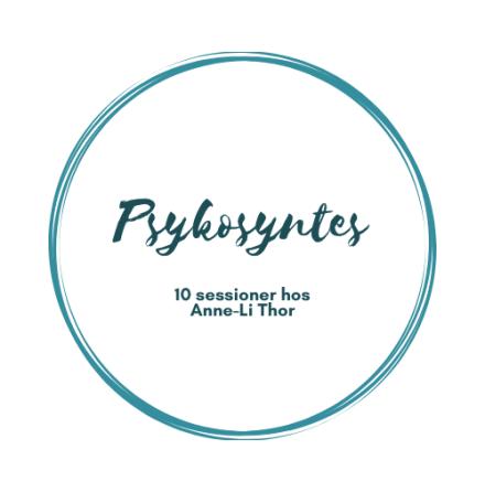 Psykosyntesterapi eller coaching, 10 sessioner