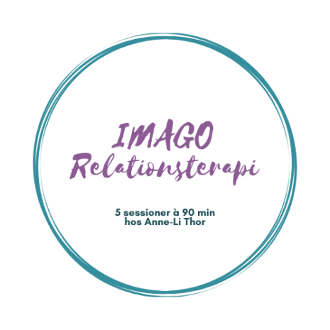 IMAGO relationsterapi startpaket, 5 sessioner
