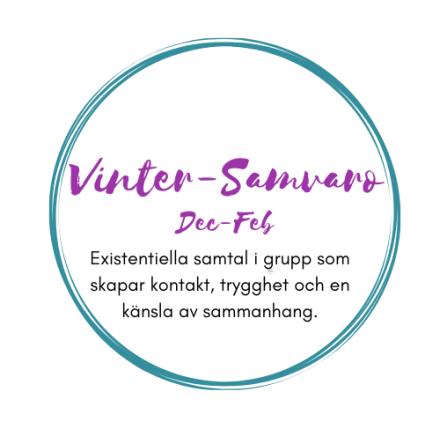 Vinter-samvaro, samtal i grupp December-Februari