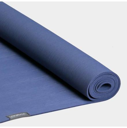 Yogamatta Blueberry Blue, ekologisk 4 mm, Yogiraj