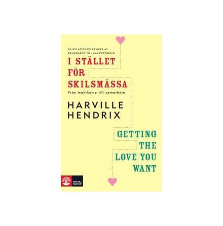 Istället för skilsmässa, av Harville Hendrix