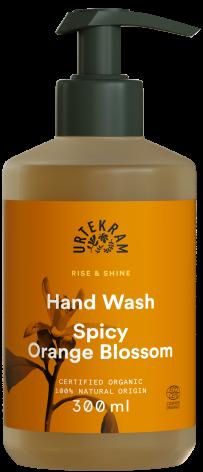 Spicy Orange Blosson Hand Wash, Urtekram