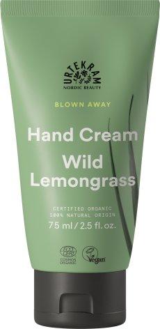 Wild Lemongrass Hand Cream, Urtekram
