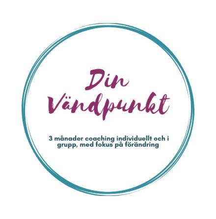 Din vändpunkt - 3-månaders kurs & coaching