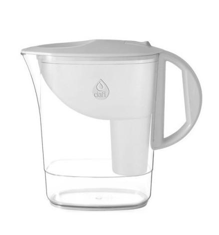 Dafi vattenreningskanna 2,4 l vit