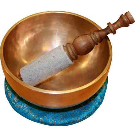 tibetansk klangskål 16 cm diameter