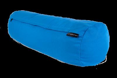 Yogabolster blå, ekologisk Nytta Design