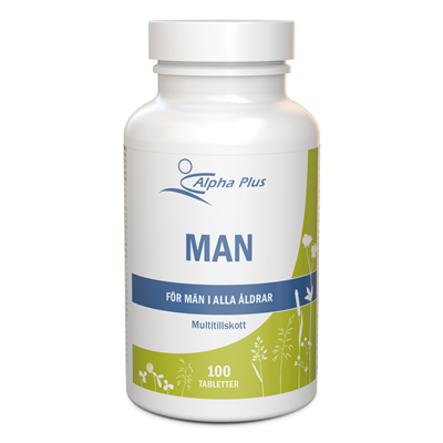 Multivitamin Man Vital