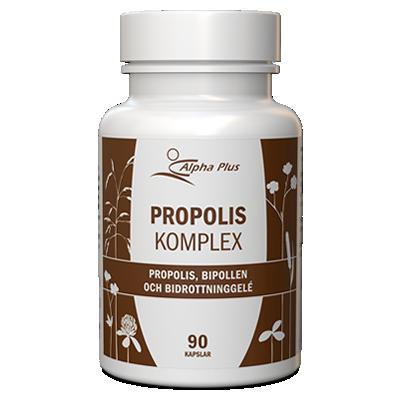 Propolis Komplex, propolis, bipollen och bidrottninggelé
